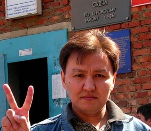 Айрат Дильмухаметов вышел на свободу