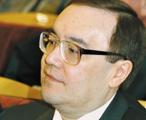 Сына Рахимова хватились на федеральном уровне
