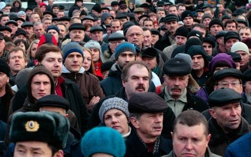 Сверхдержава как альтернатива этническому и гражданскому национализму в России