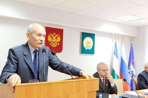 Президент Башкирии призвал политические силы не дестабилизировать ситуацию