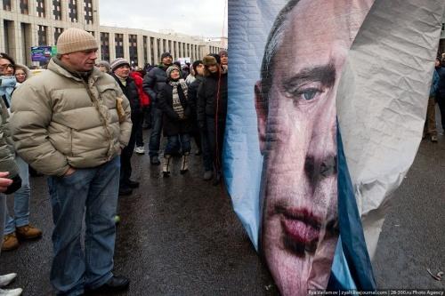 Доктор бредит толпой доверенных лиц Путина