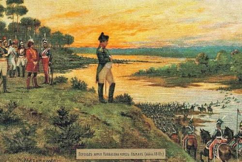картины отечественной войны 1812 года: