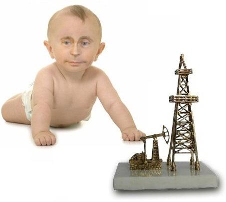 История с рождением внука Путина