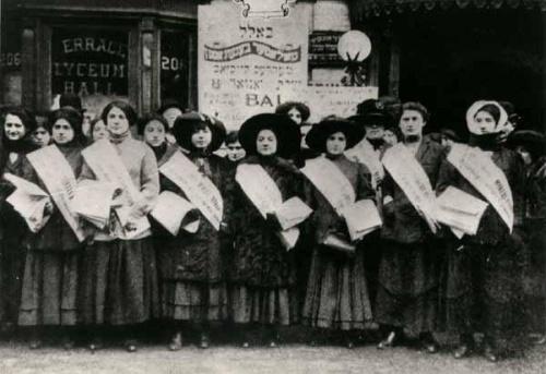 История борьбы женщин за свои права