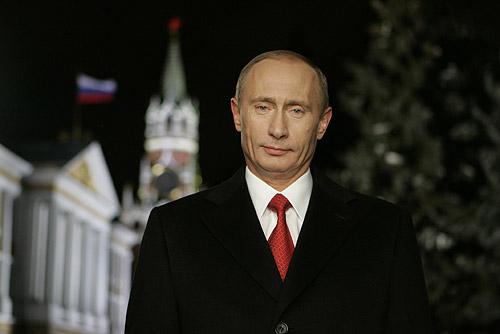 Владимир путин поздравление с новым годом 2016