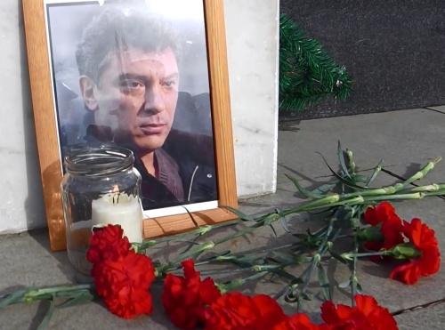 В русских городах пройдут акции впамять оНемцове