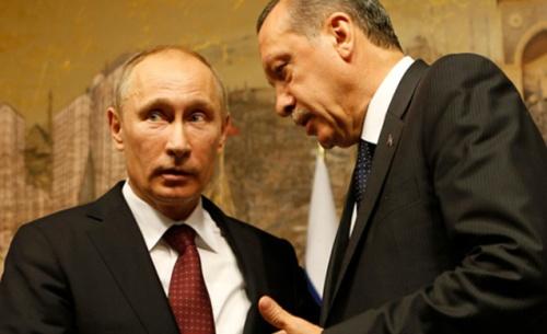 Эрдоган иминистры вылетели навстречу сПутиным