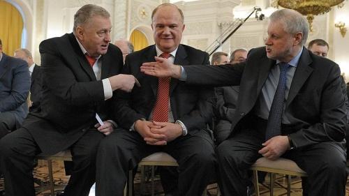 ВГосдуме поспорили обусталости россиян отправителей