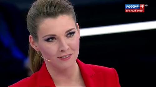 Скабеева ответила наслухи оеемногомиллионной заработной плате